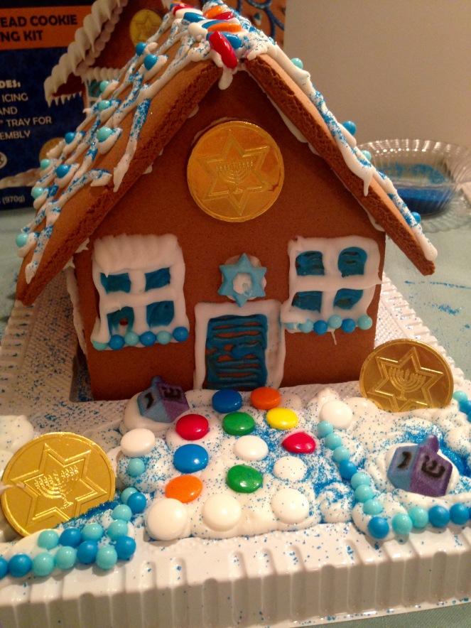 hanukkah house